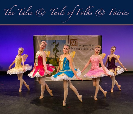 Creo Arts & Dance Conservatory presents Tales & Tails of Folks & Fairies 2020